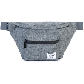Herschel Seventeen Hip Pack, raven crosshatch